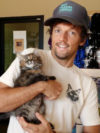Jason Mraz Cat Lover