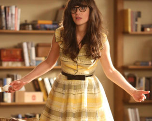 Jess Day New Girl Best Dressed Tv Character