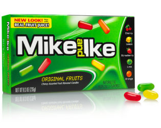 Mike and Ike Calories