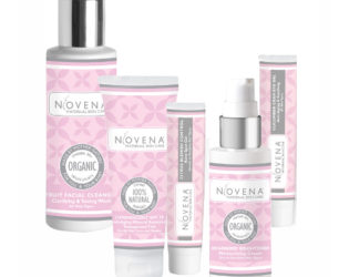 Novena Maternity Pregnancy Friendly Skin Care Lines
