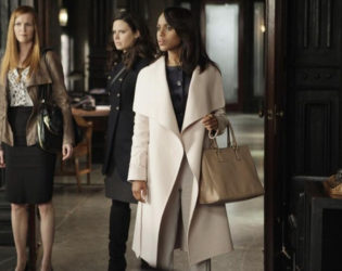 Olivia Pope Best Dressed Tv Character