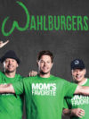 Paul  Donnie And Mark Wahlberg – Wahlburgers