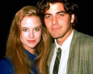 George Clooney And Kelly Preston