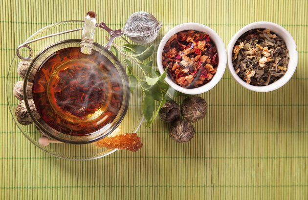 Healthy Teas For Weight Loss