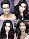 Man Transforms Into Kim Kardashian With Makeup