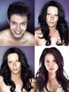 Man Transforms Into Lucy Liu With Makeup