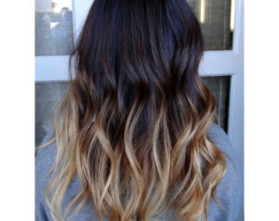 New Ombre Hair