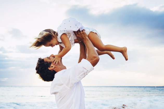 10 Signs He'll Be a Good Father