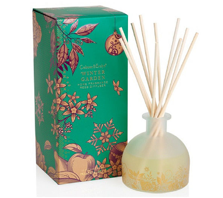 Crabtree & Evelyn Home Fragrance Reed Diffuser  Winter Garden