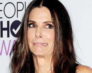 Sandra Bullock Afraid Of Flying