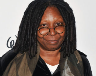 Whoopi Goldberg Afraid Of Flying
