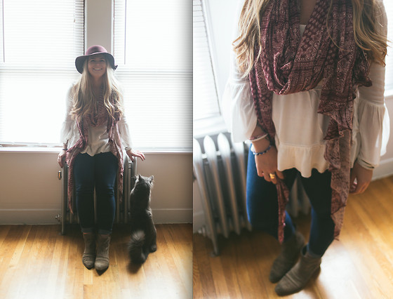 Ankle Boots With Leggings