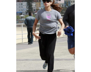 Eva Mendes Hates Working Out