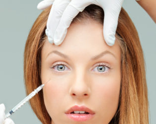 Getting Botox Before The Holidays
