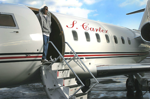 Jay Z Private Jet
