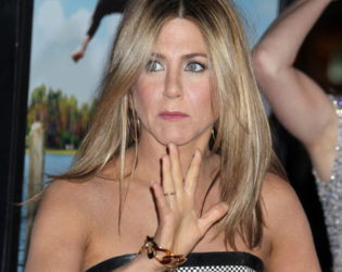 Jennifer Aniston Afraid Of Flying