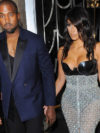 Kim And Kanye West Stylish Couple