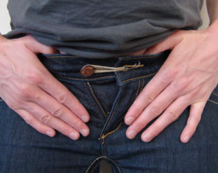 Maternity Jeans Rubber Band