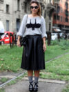 Midi Leather Skirt Fall Fashion Must Haves