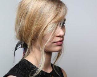 Natural Hair Spring 2015 Trends