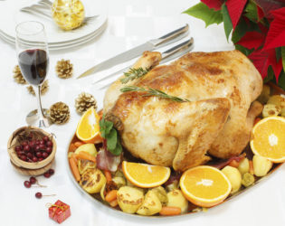 Winter Holiday Foods Calories