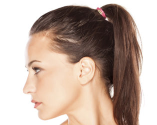 Overnight Ponytail For Tangle Free Hair