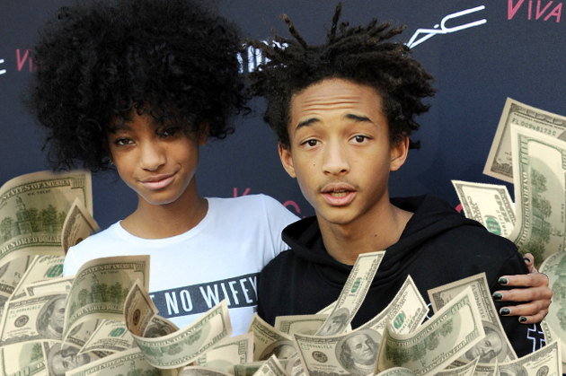 Hollywood's Richest Teenagers