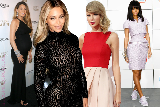 Best Dressed Celebrities of 2014