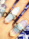 Chunky Crystals 2015 Jewelry Trends