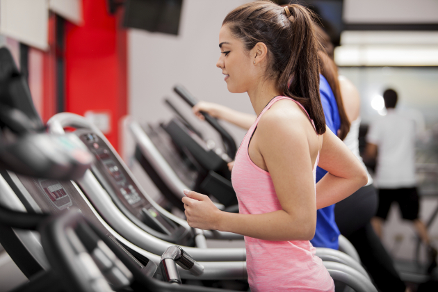 Group Treadmill Classes Fitness Trends