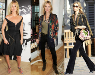 Kate Moss Vintage Style