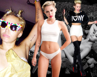 She's Just Being Miley: Her Most Controversial Moments So Far!