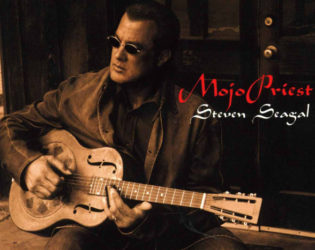 Steven Seagal Thunderbox And Blues Band