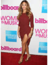 Beyonce Wearing Marsala Color Of The Year 2015