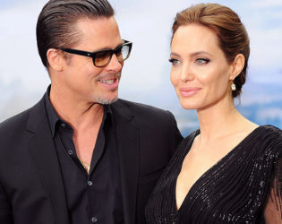 Brad Pitt And Angelina Jolie Avoid Social Media
