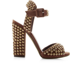 Chunky Heels Spring 2015 Shoe Trends