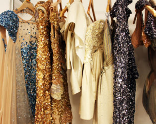 This Is How You Wear a Sparkly Dress