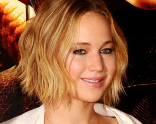 Jennifer Lawrence Bob Haircut 2015