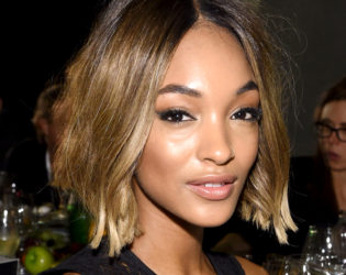 Jourdan Dunn Bob Haircut