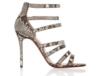 Reptile Shoes Spring 2015 Trends