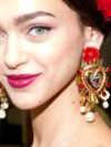 Vintage Earrings Spring 2015 Trends