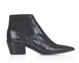 Western Inspired Shoes Spring 2015 Trends