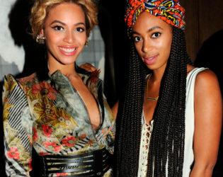 Beyoncé And Solange Stylish Sisters