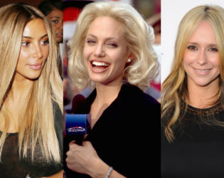 Celebrities Who Look Bad with Blonde Hair