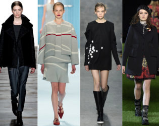 Flat Soled Shoes Fall 2015 New York Fashion Week