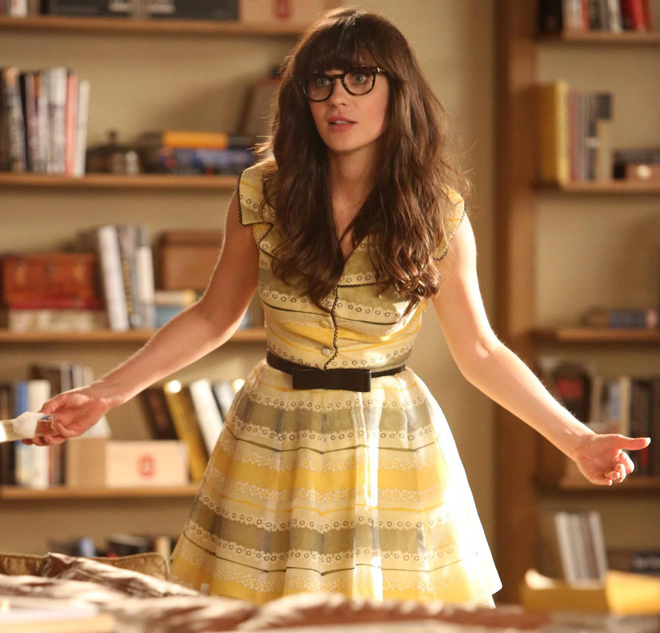 New Girl Tv Show Fashion Line