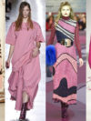 Pink Color Trend London Fashion Week 2015