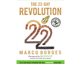 The 22 Day Revolution Book Beyonce