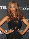 Tyra Banks Former Victorias Secret Model