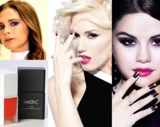 All Time Best Celebrity Nail Polish Lines
